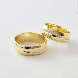 Diamantada Oro amarillo - 18K