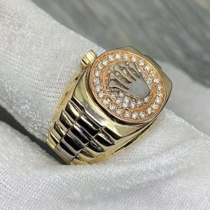 Rolex en 3 oros - 18K